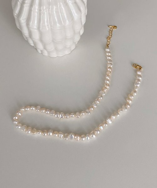 pearlstone necklace